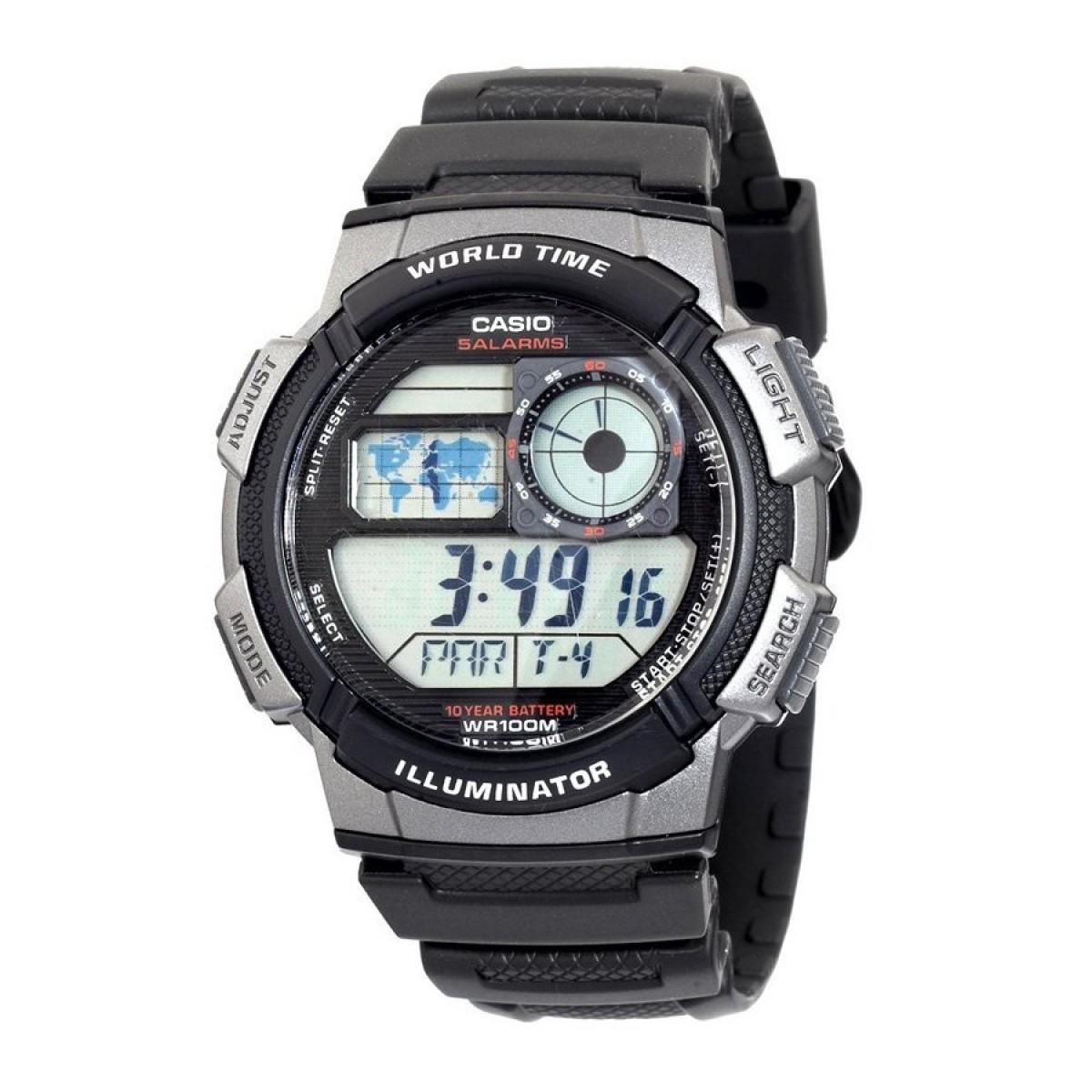 Часовник Casio AE-1000W-1B