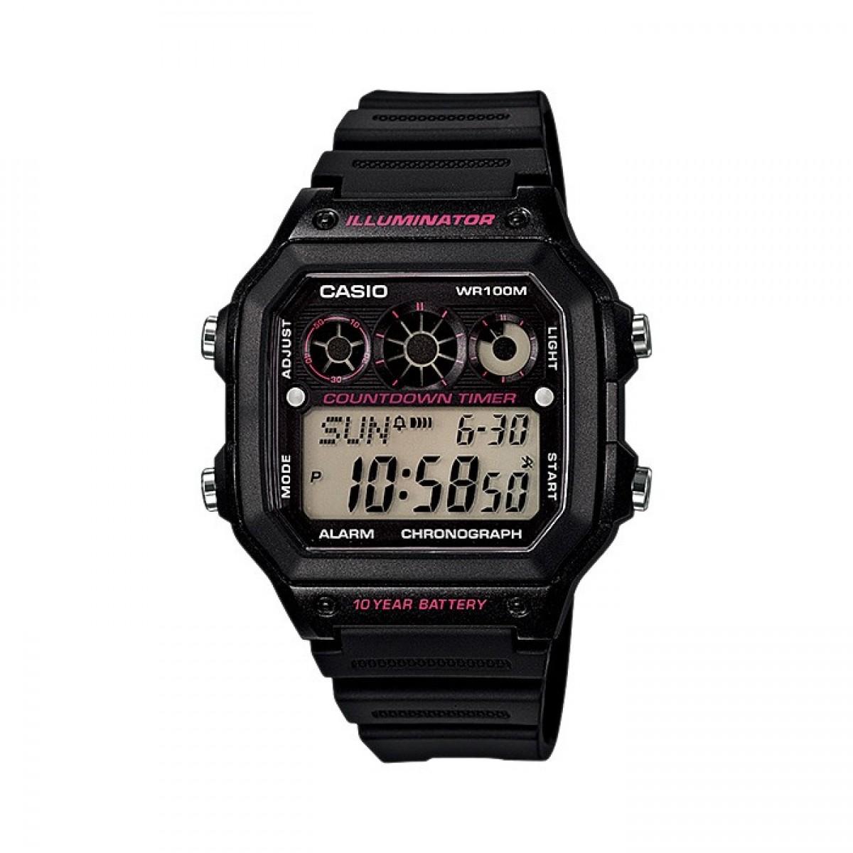 Часовник Casio AE-1300WH-1A2VEF