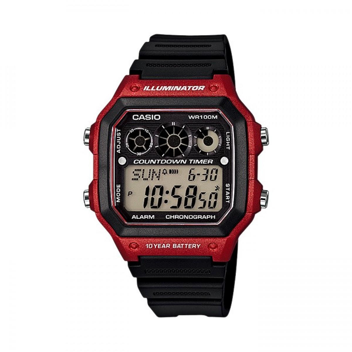 Часовник Casio AE-1300WH-4AVEF