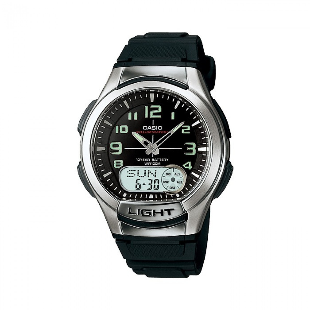 Часовник Casio AQ-180W-1BVES