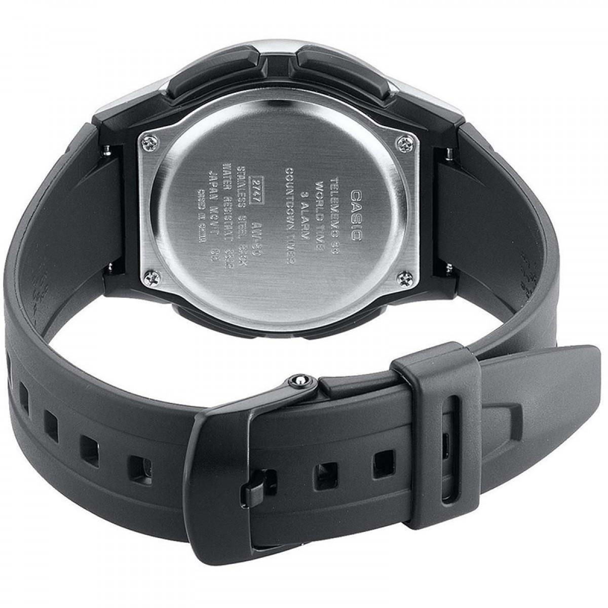 Часовник Casio AW-80-1AVES
