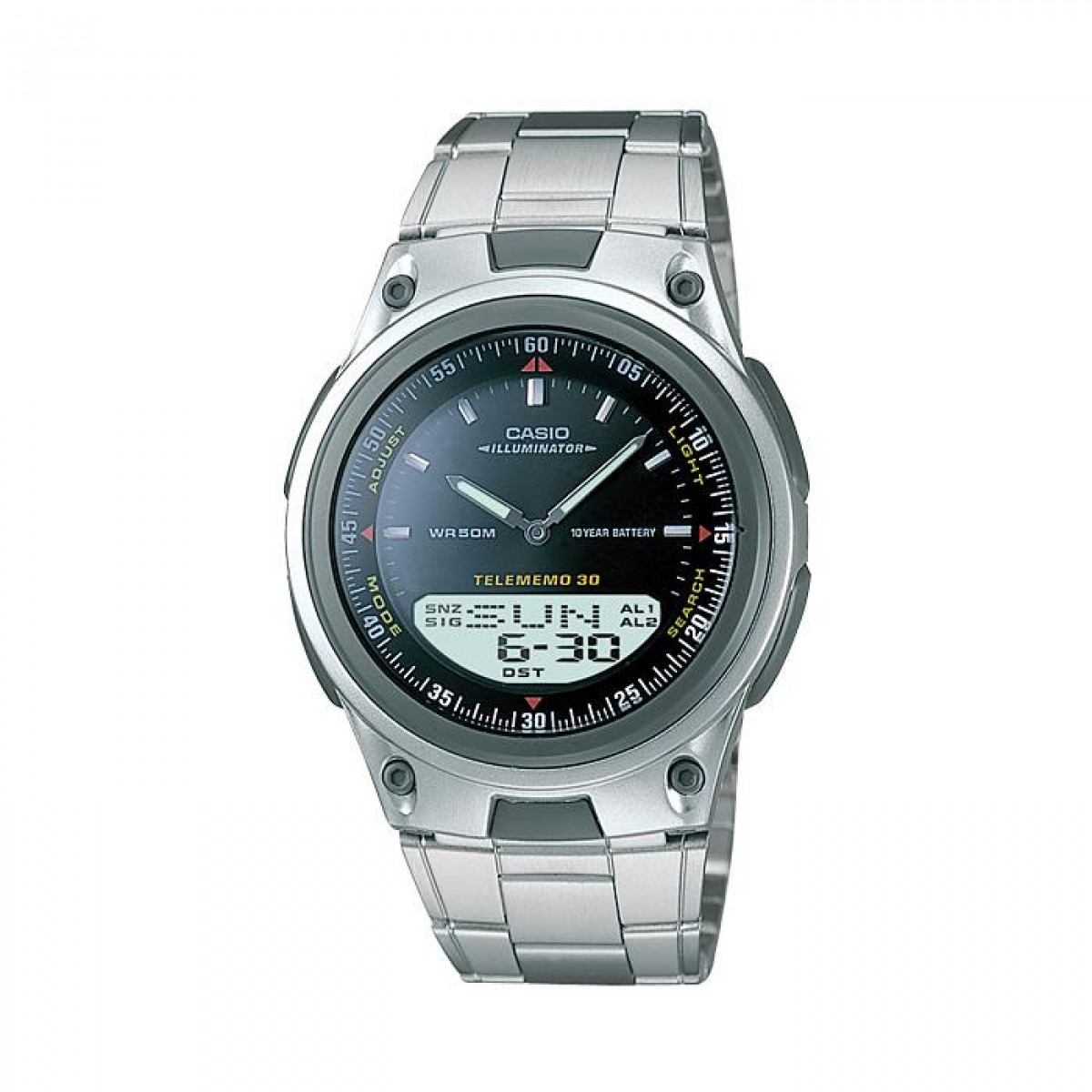 Часовник Casio AW-80D-1AVES