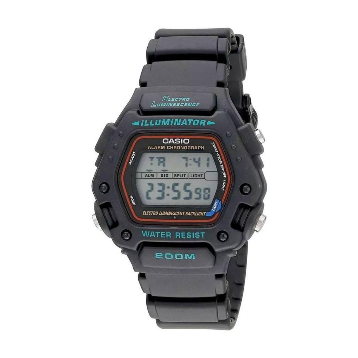 Часовник Casio DW-290-1V