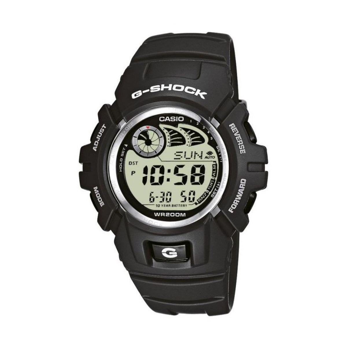 Часовник Casio G-Shock G-2900F-8VER
