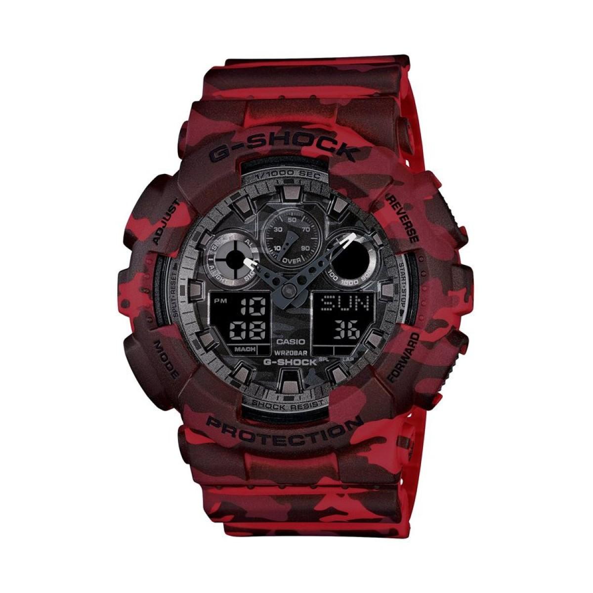 Часовник Casio G-Shock GA-100CM-4AER
