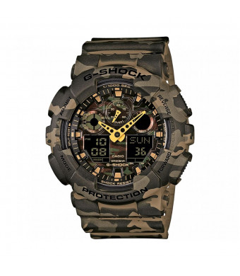 Часовник Casio G-Shock GA-100CM-5AER