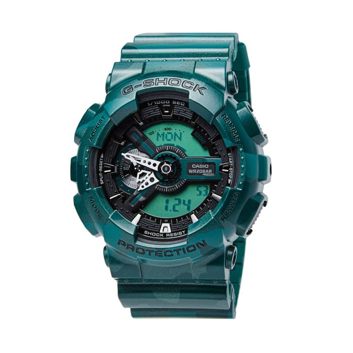 Часовник Casio G-Shock GA-110CM-3AER