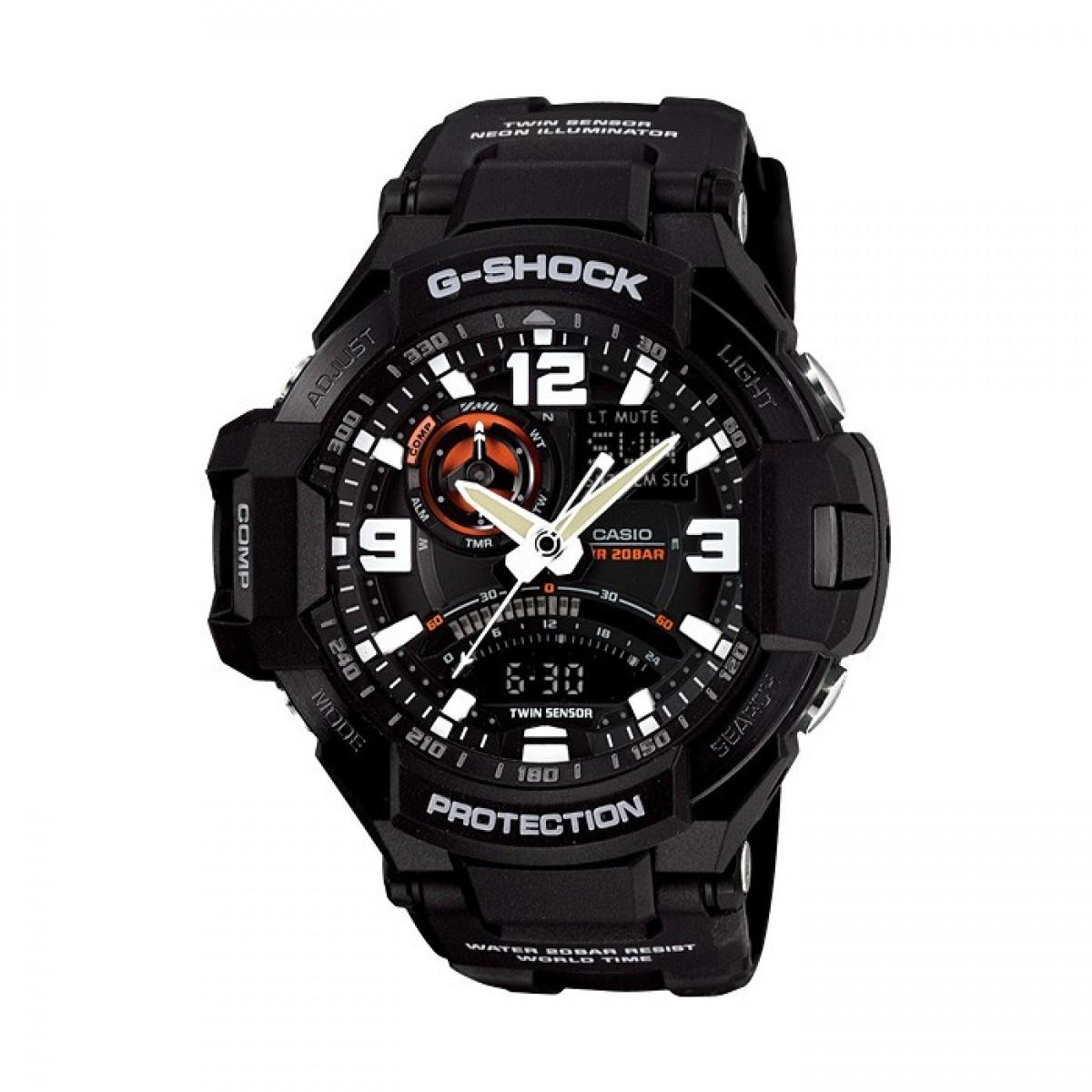 Часовник Casio G-Shock Gravitymaster GA-1000-1AER