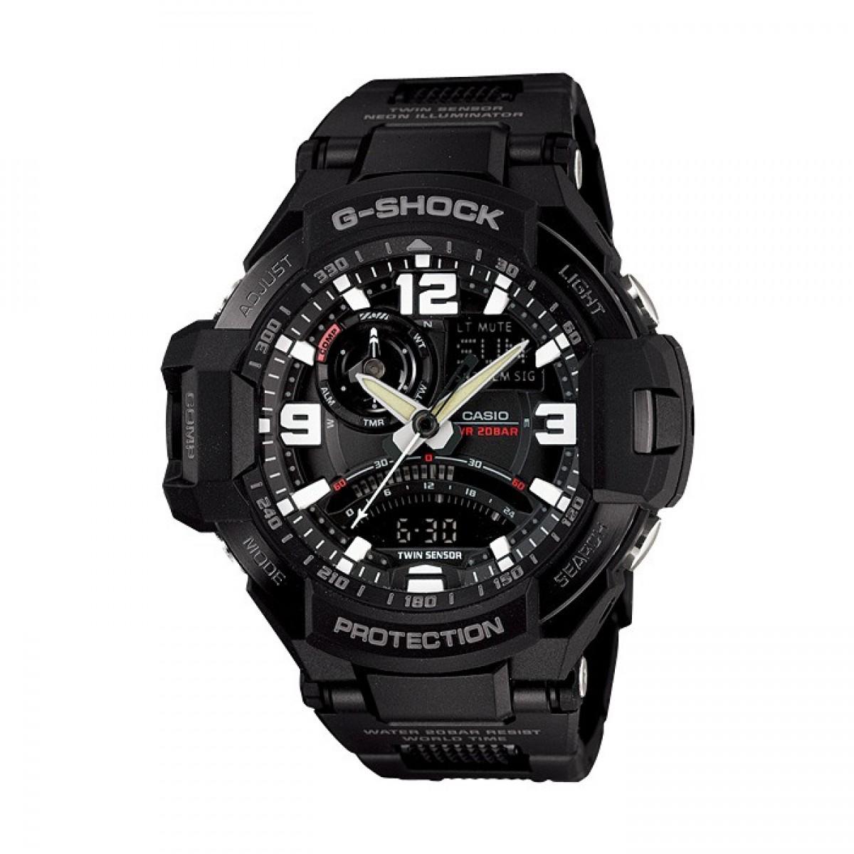 Часовник Casio G-Shock Gravitymaster GA-1000FC-1AER