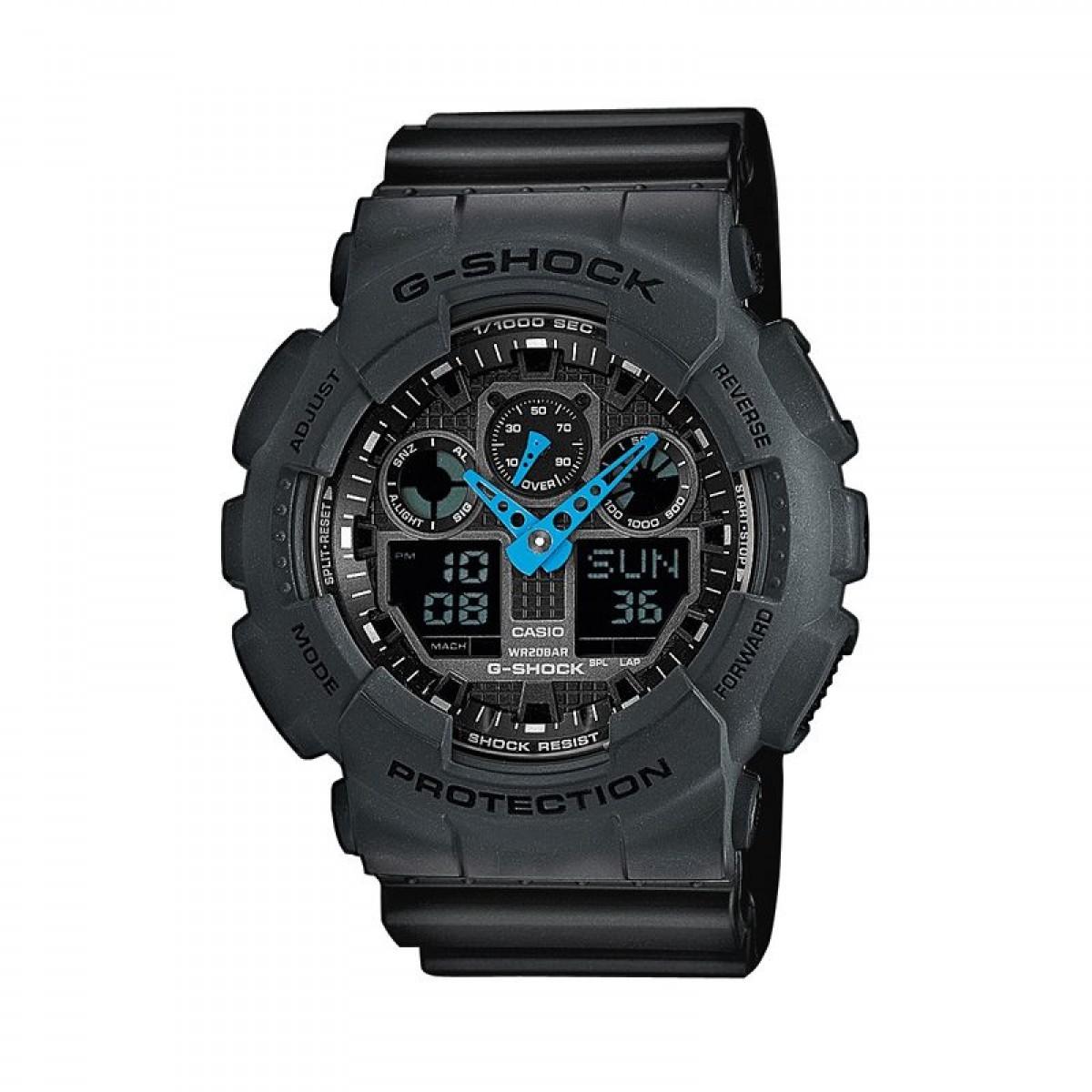 Часовник Casio G-Shock GA-100C-8AER