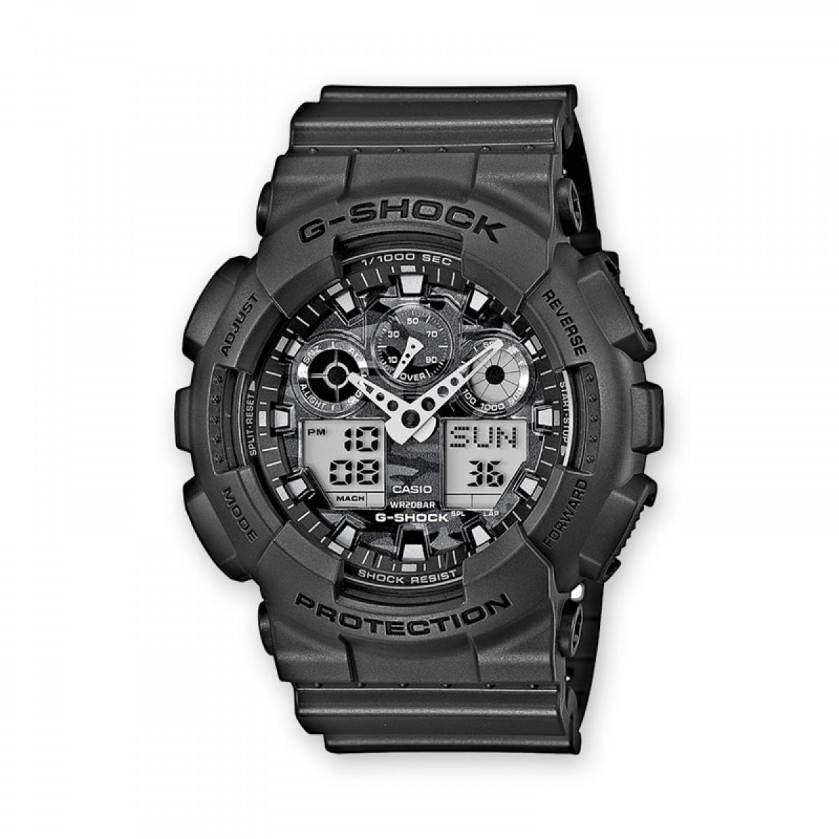 Часовник Casio G-Shock GA-100CF-8AER