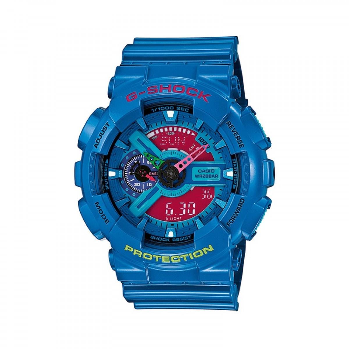 Часовник Casio G-Shock GA-110HC-2AER
