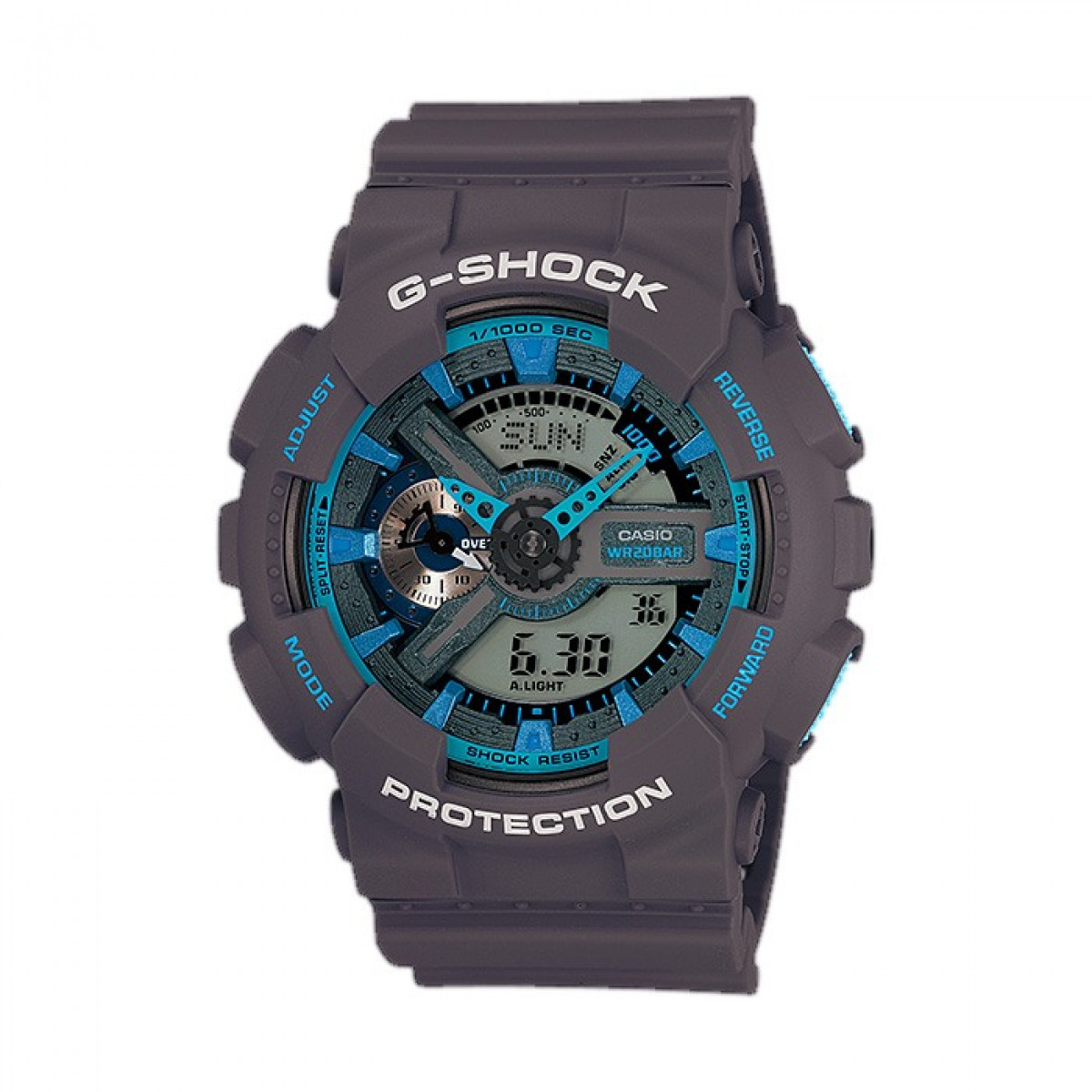 Часовник Casio G-Shock GA-110TS-8A2ER