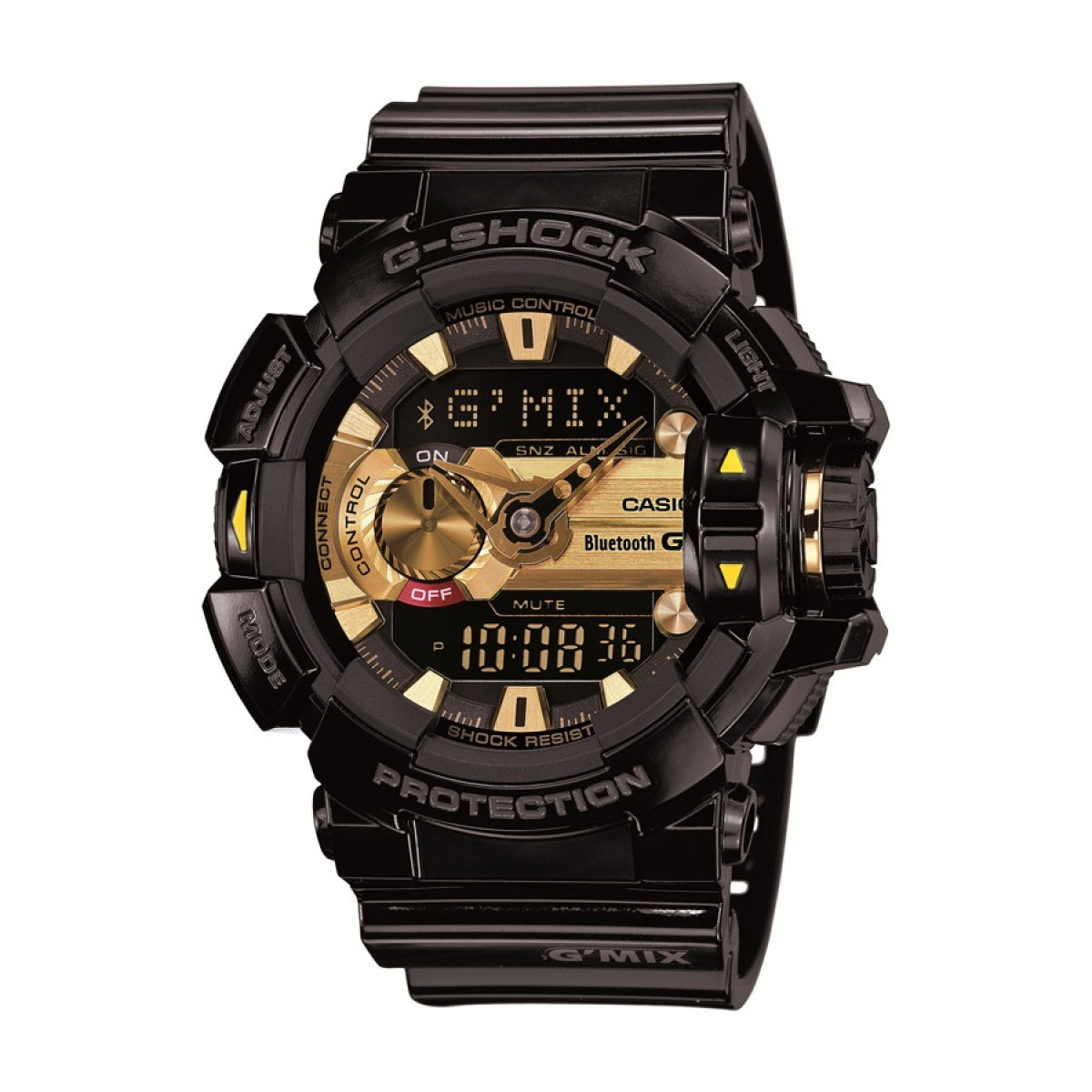Часовник Casio G-Shock GMIX GBA-400-1A9ER