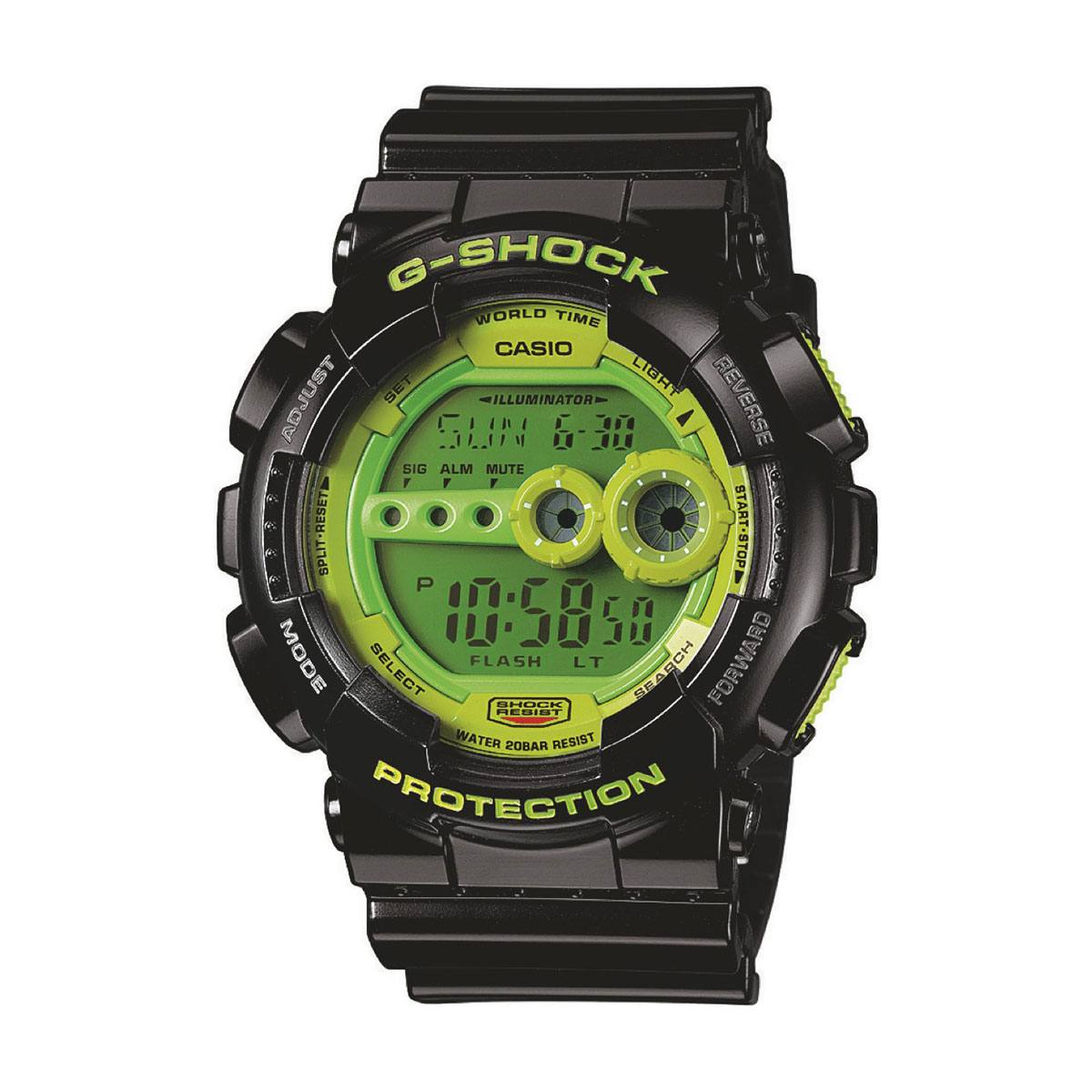 Часовник Casio G-Shock GD-100SC-1ER