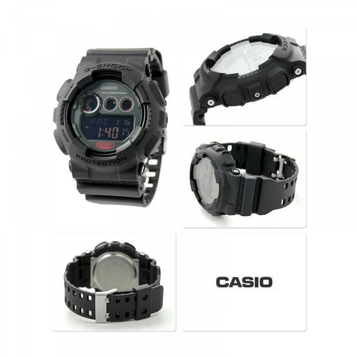 Часовник Casio G-Shock GD-120MB-1ER