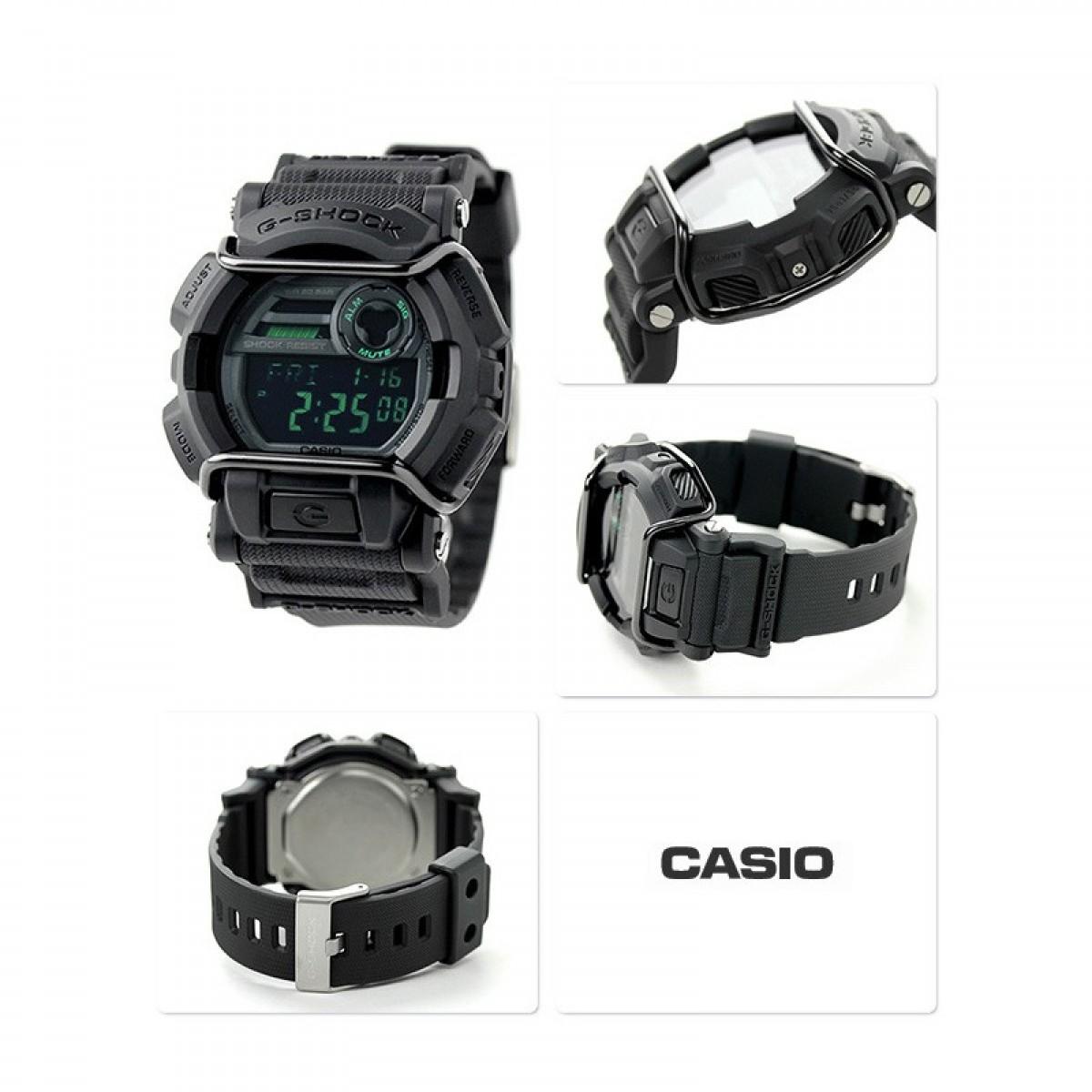 Часовник Casio G-Shock GD-400MB-1ER