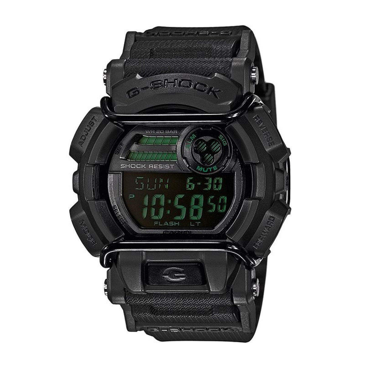 Часовник Casio G-Shock GD-400MB-1ER