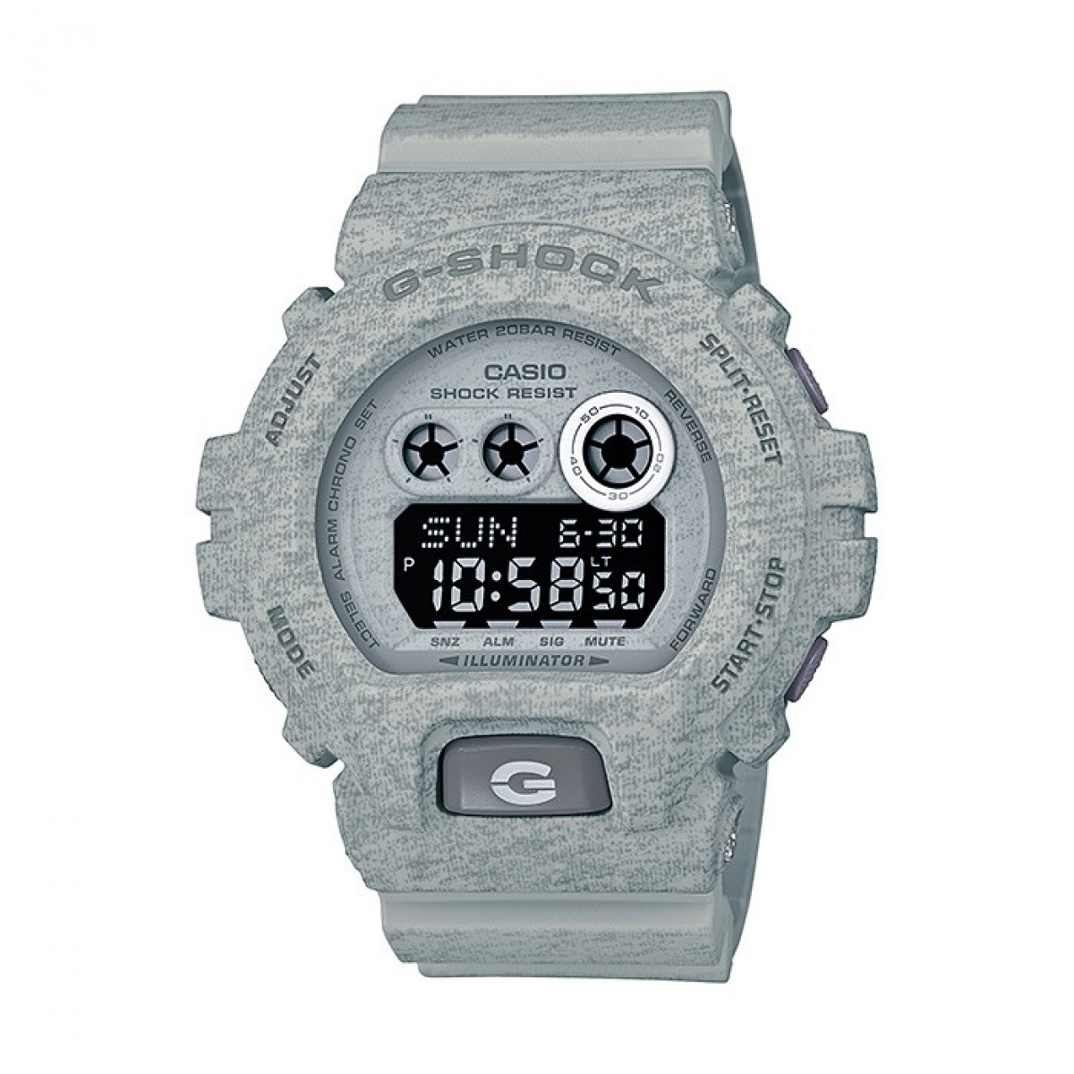 Часовник Casio G-Shock GD-X6900HT-8ER