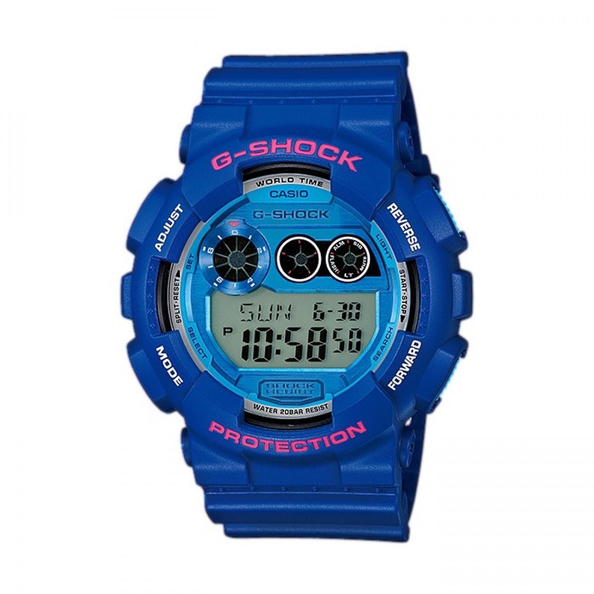 Часовник Casio G-Shock GD-120TS-2ER