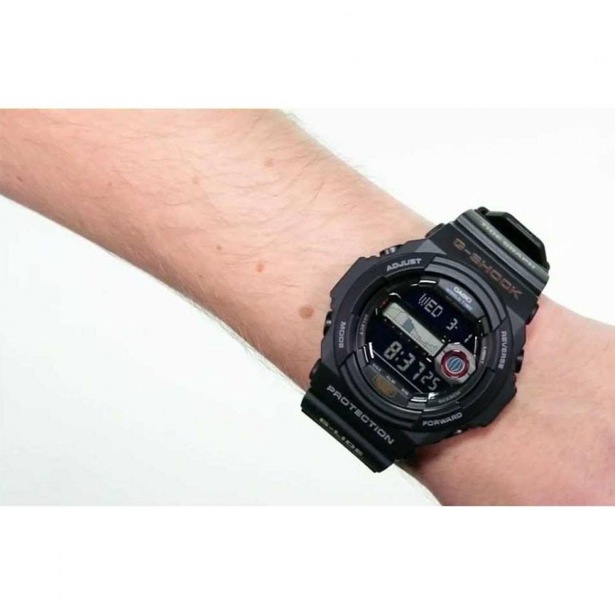 Часовник Casio G-Shock G-Lide GLX-150-1ER