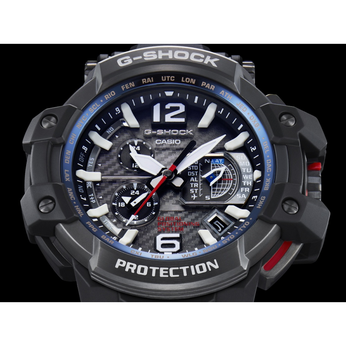 Часовник Casio G-Shock Gravitymaster GPW-1000-1AER