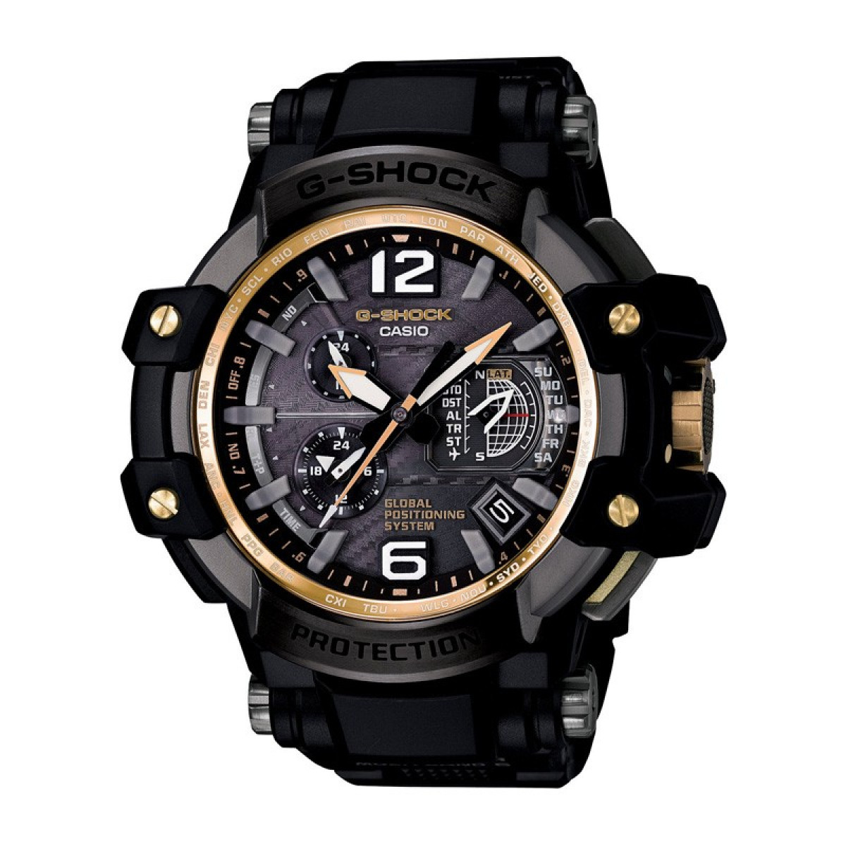 Часовник Casio G-Shock Gravitymaster GPW-1000FC-1A9ER