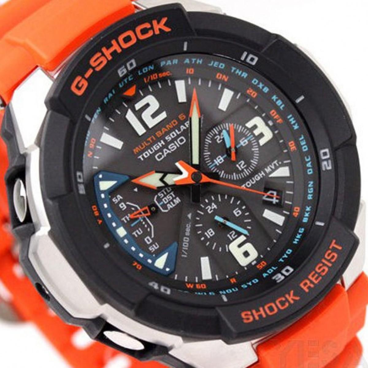 Часовник Casio G-Shock GW-3000M-4AER