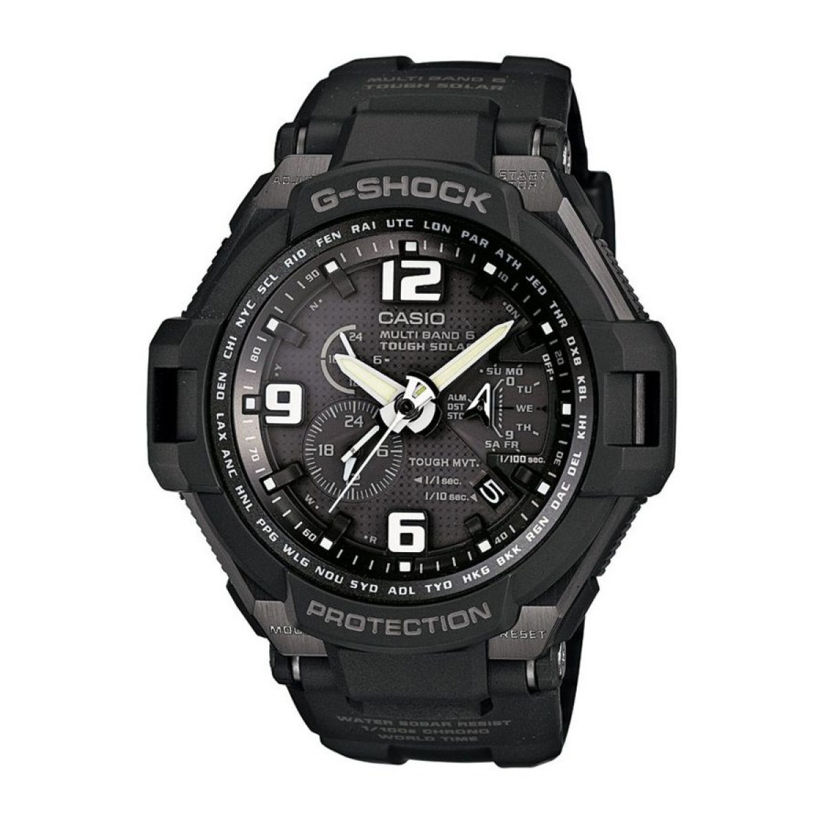 Часовник Casio G-Shock Gravitymaster GW-4000A-1AER