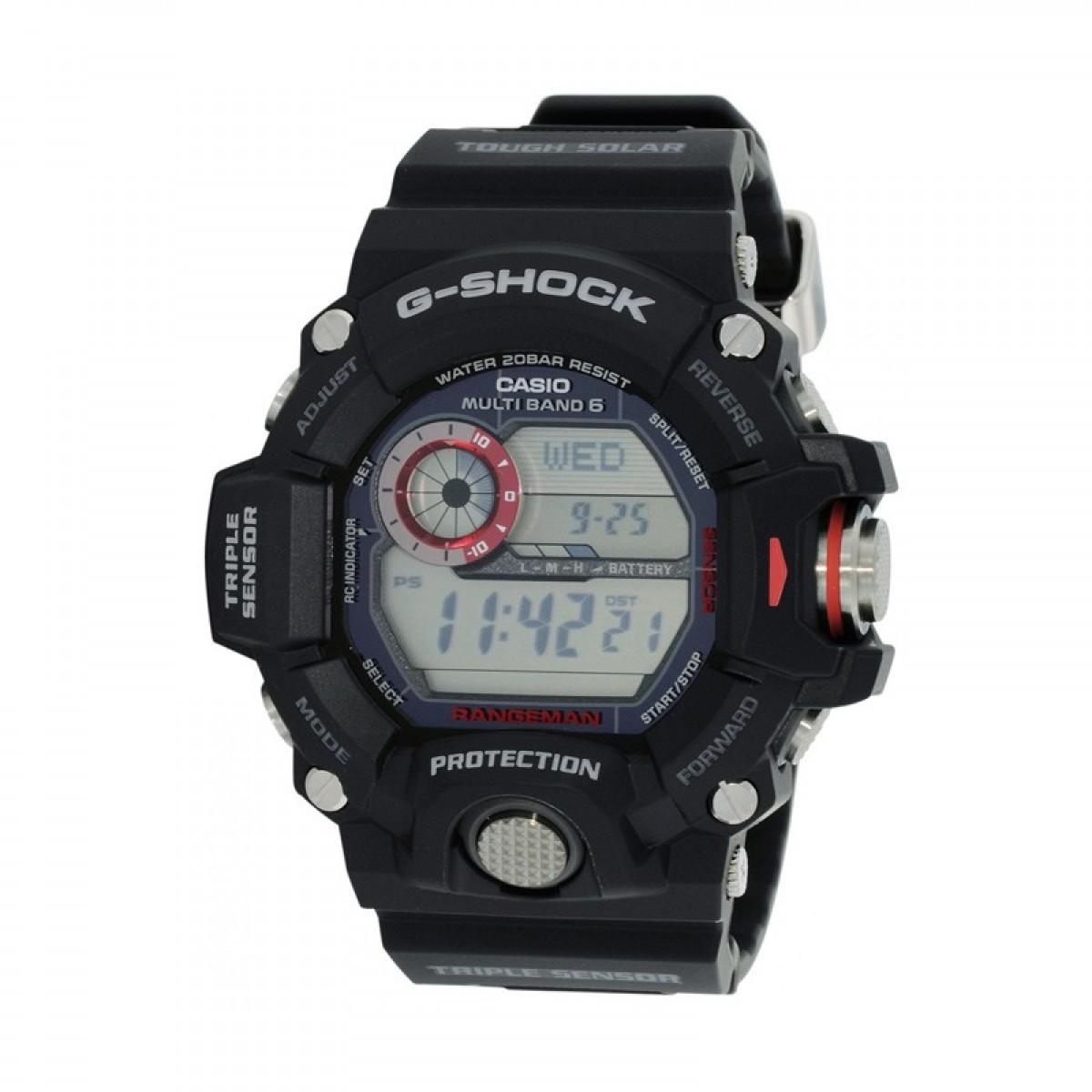 Часовник Casio G-Shock Rangeman GW-9400-1ER