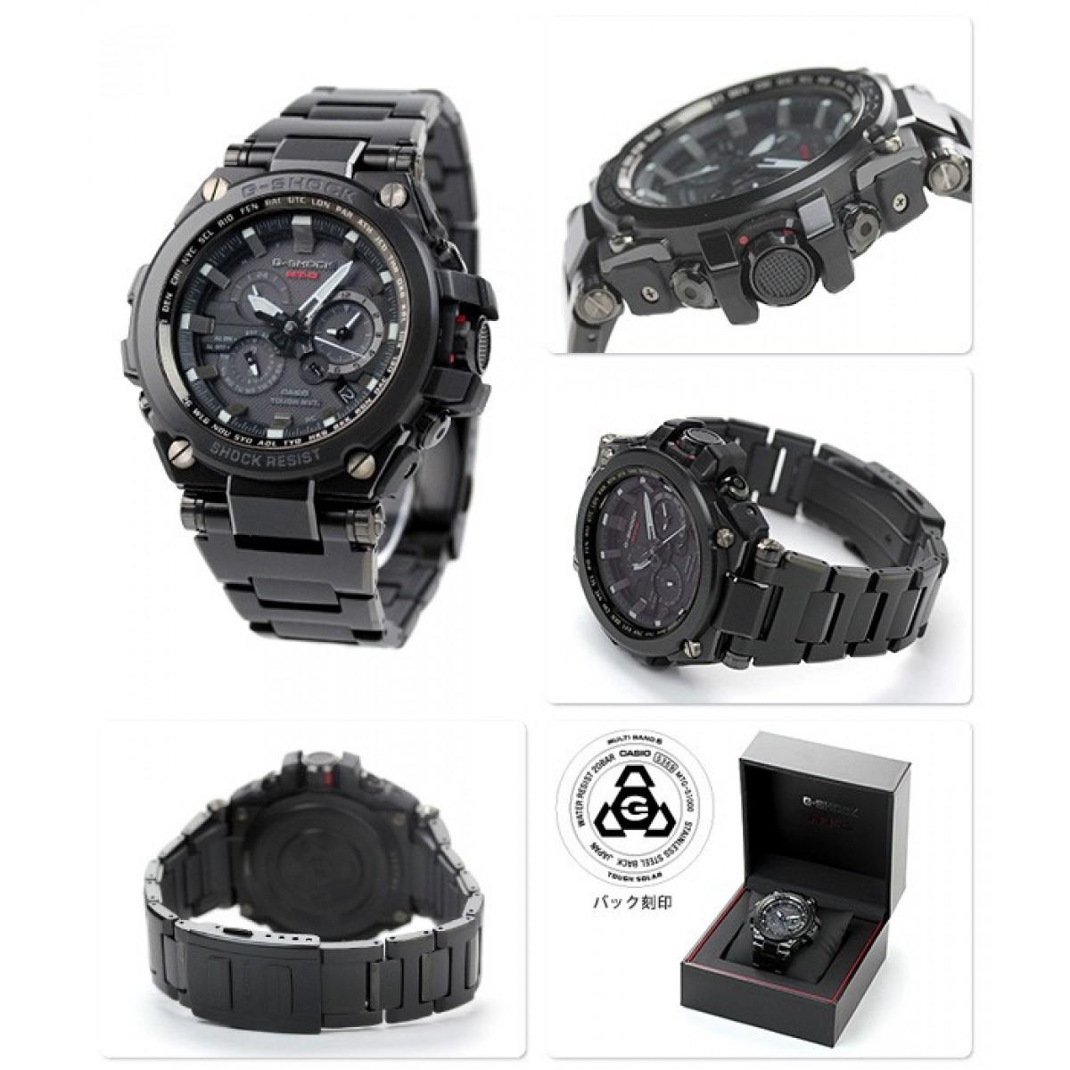 Часовник Casio G-Shock MTG-S1000BD-1AER