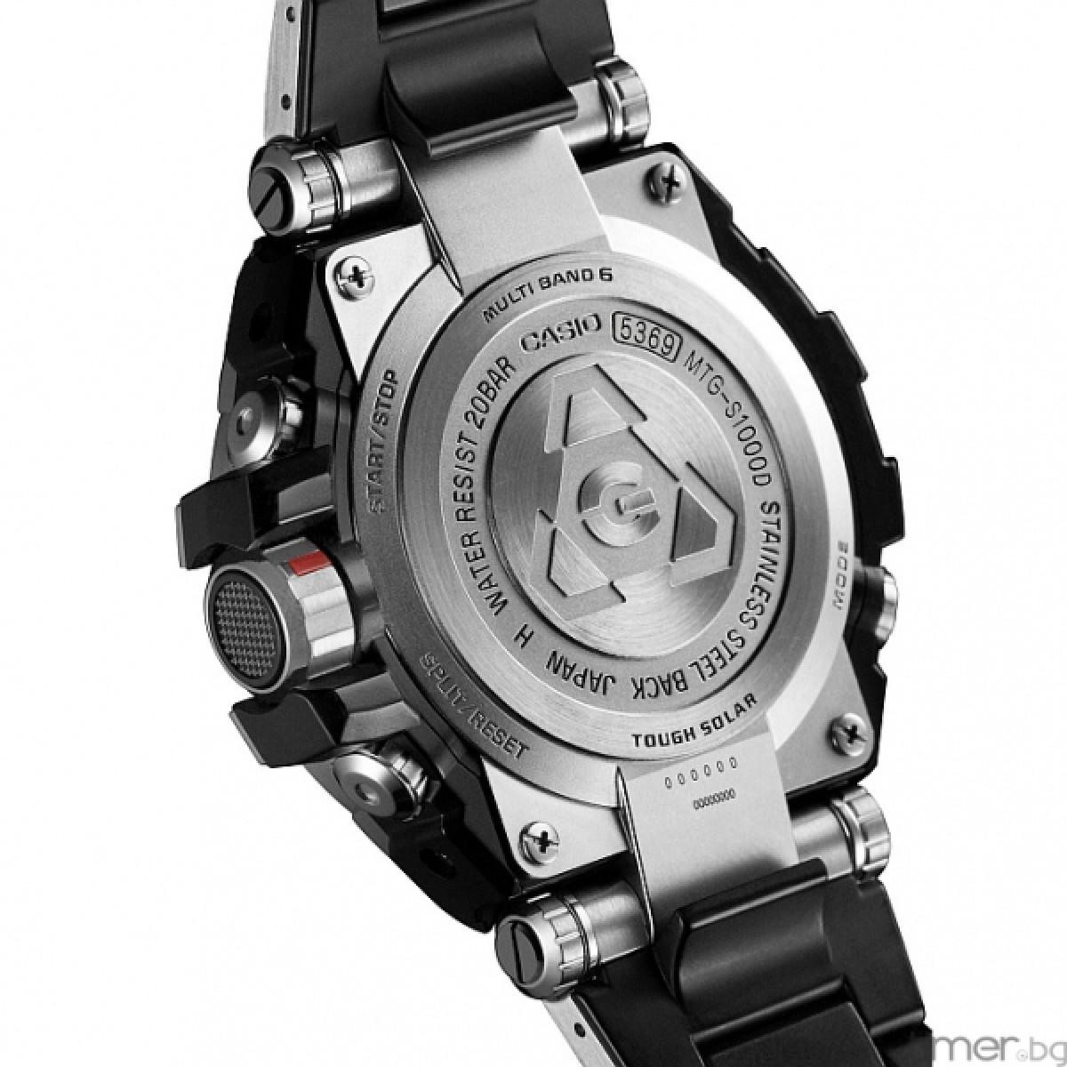 Часовник Casio G-Shock MTG-S1000D-1AER