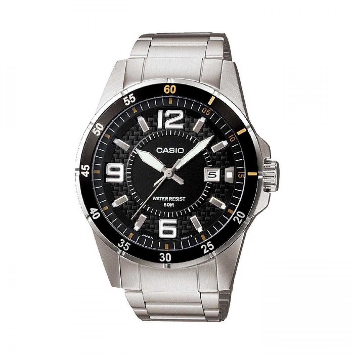 Часовник Casio MTP-1291D-1A2V