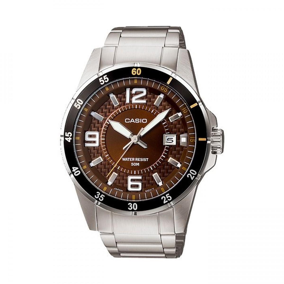 Часовник Casio MTP-1291D-5AV