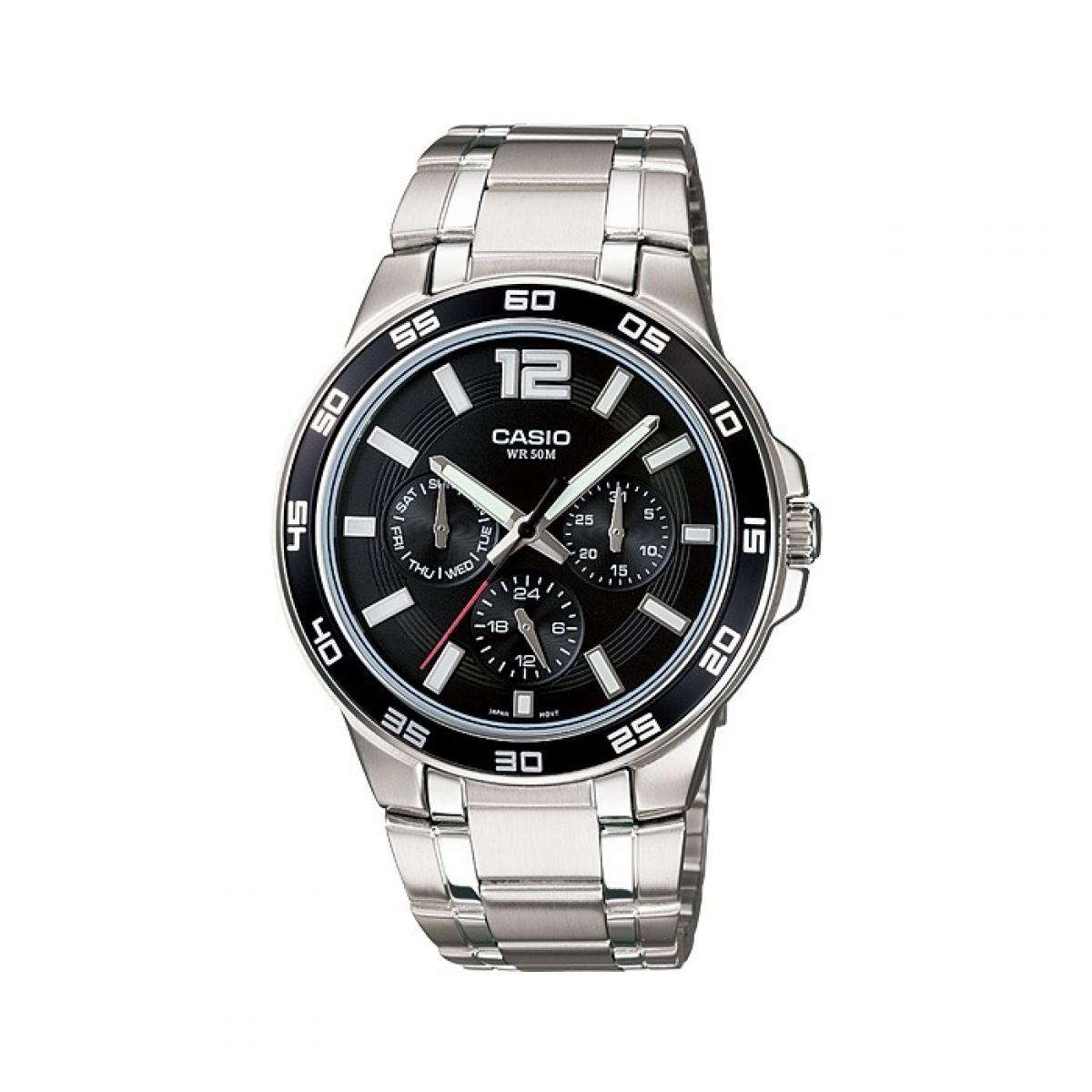 Часовник Casio MTP-1300D-1AVEF