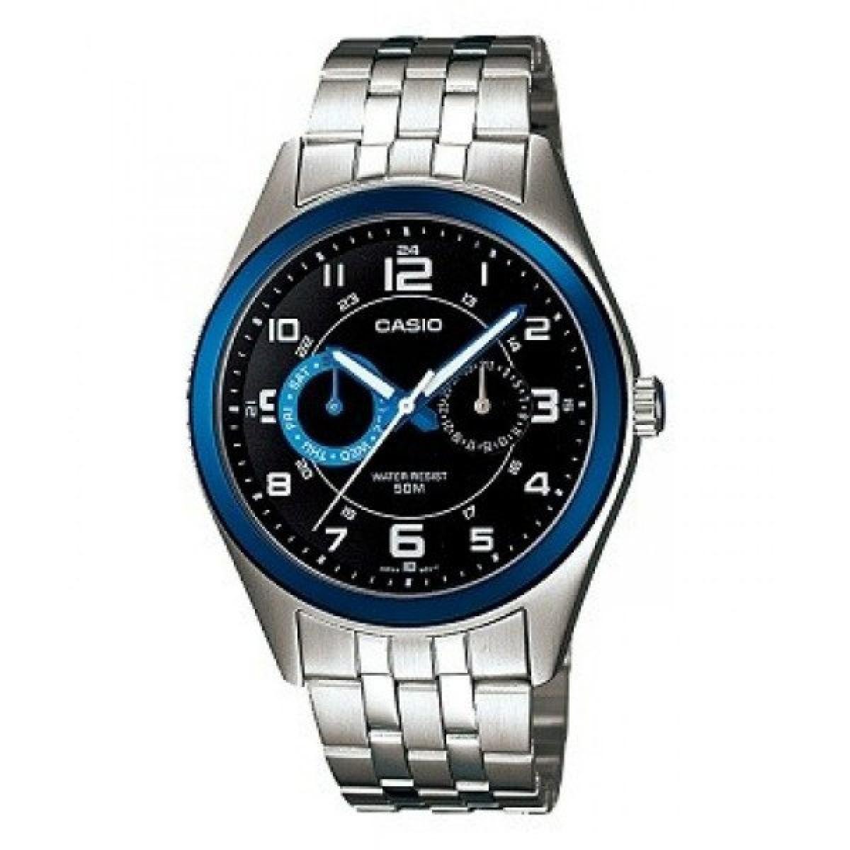 Часовник Casio MTP-1353D-1B1V