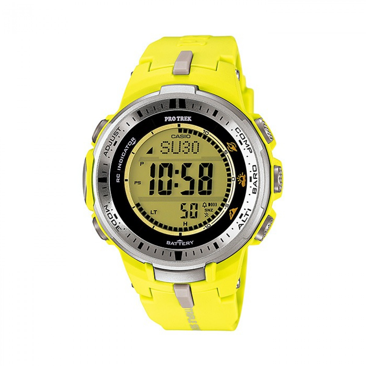 Часовник Casio Pro Trek PRW-3000-9BER