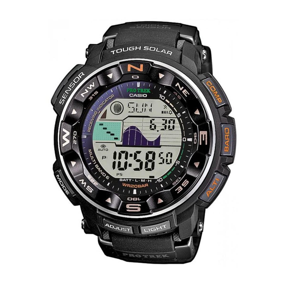 Часовник Casio Pro Trek PRW-2500-1ER