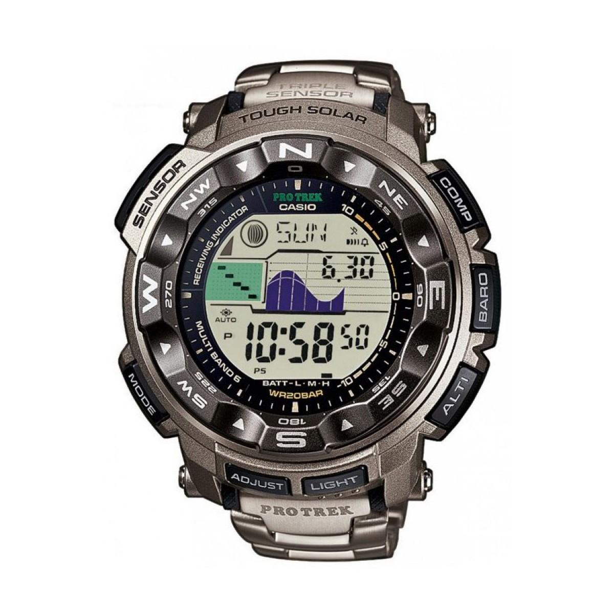 Часовник Casio Pro Trek PRW-2500T-7ER