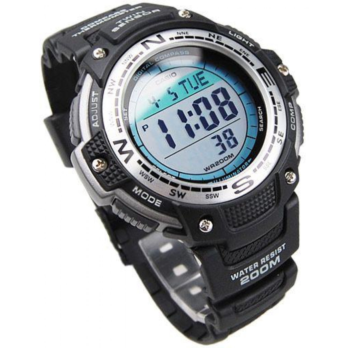 Часовник Casio SGW-100-1VEF