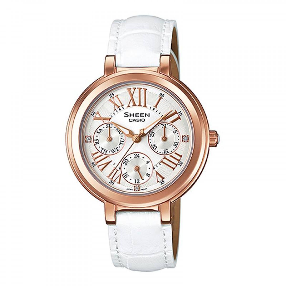 Часовник Casio SHE-3034GL-7AUER