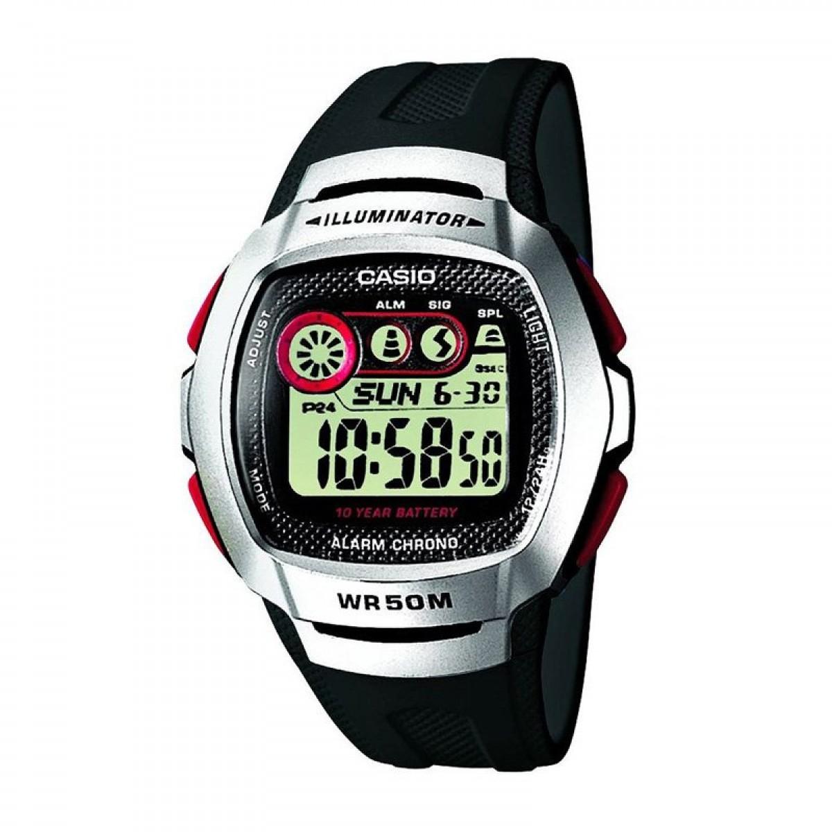 Часовник Casio W-210-1DVES