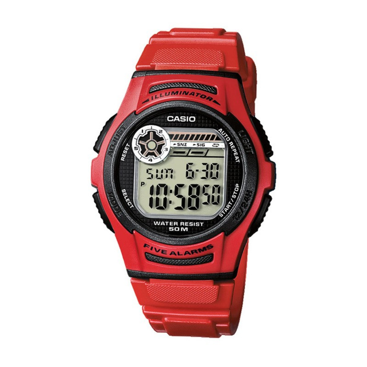 Часовник Casio W-213-4AVES