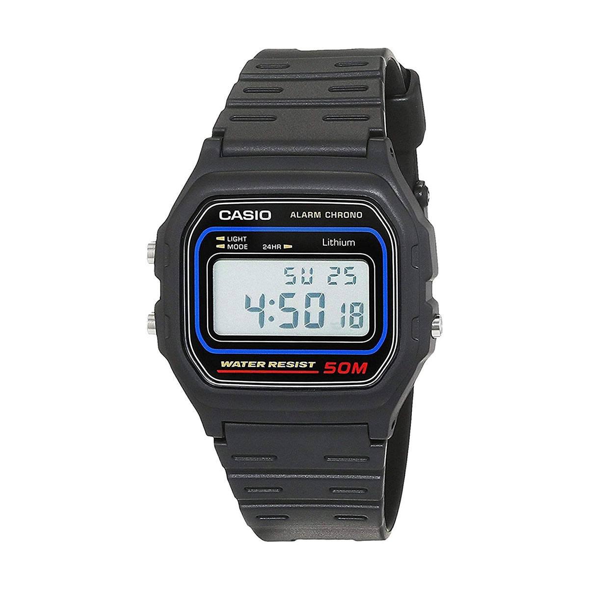 Часовник Casio W-59-1VQES