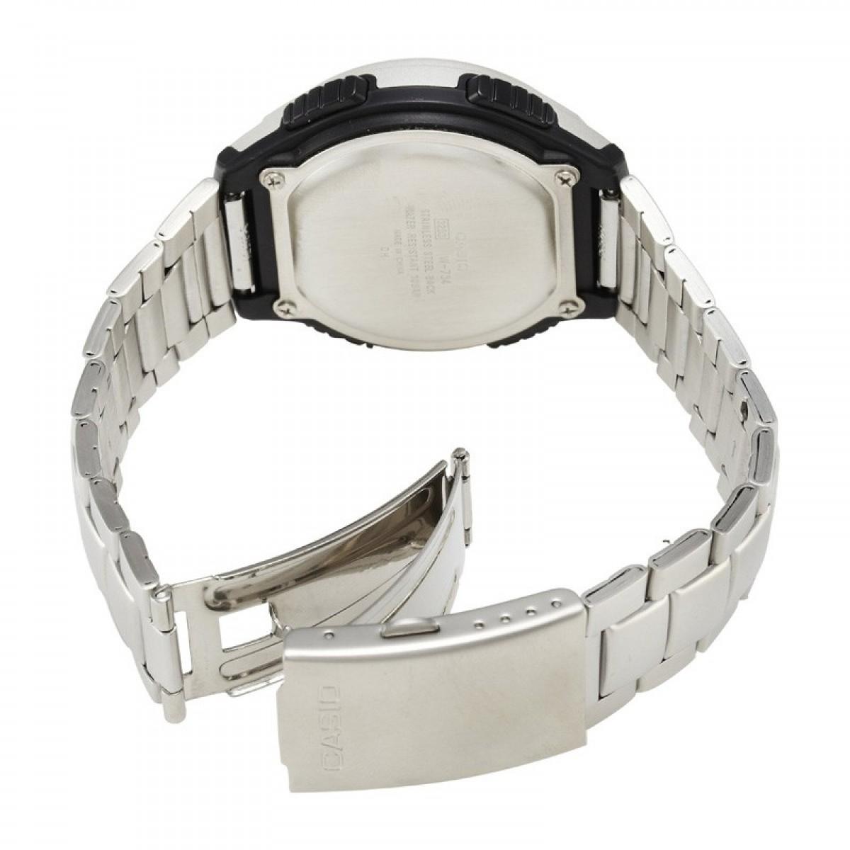 Часовник Casio W-734D-1AV