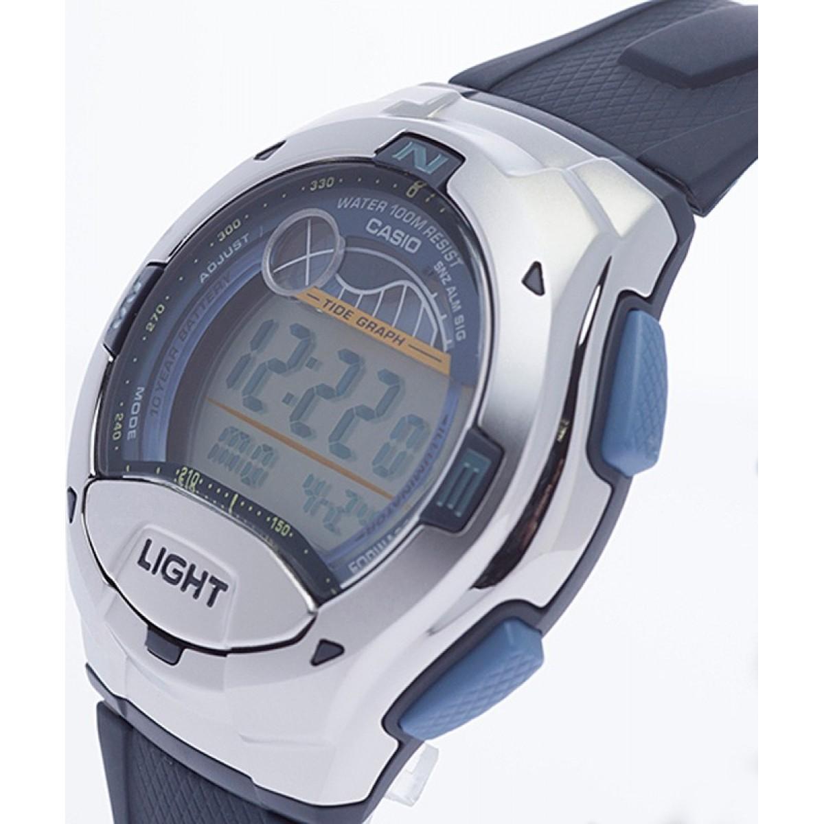 Часовник Casio W-753-2AVES