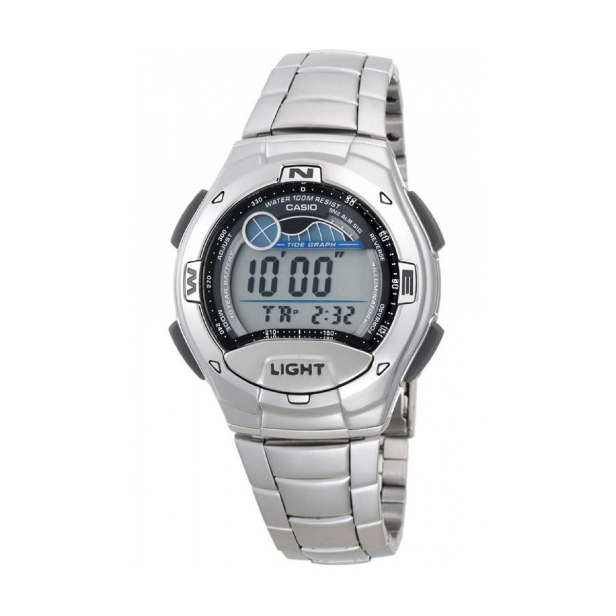 Часовник Casio W-753D-1AVES