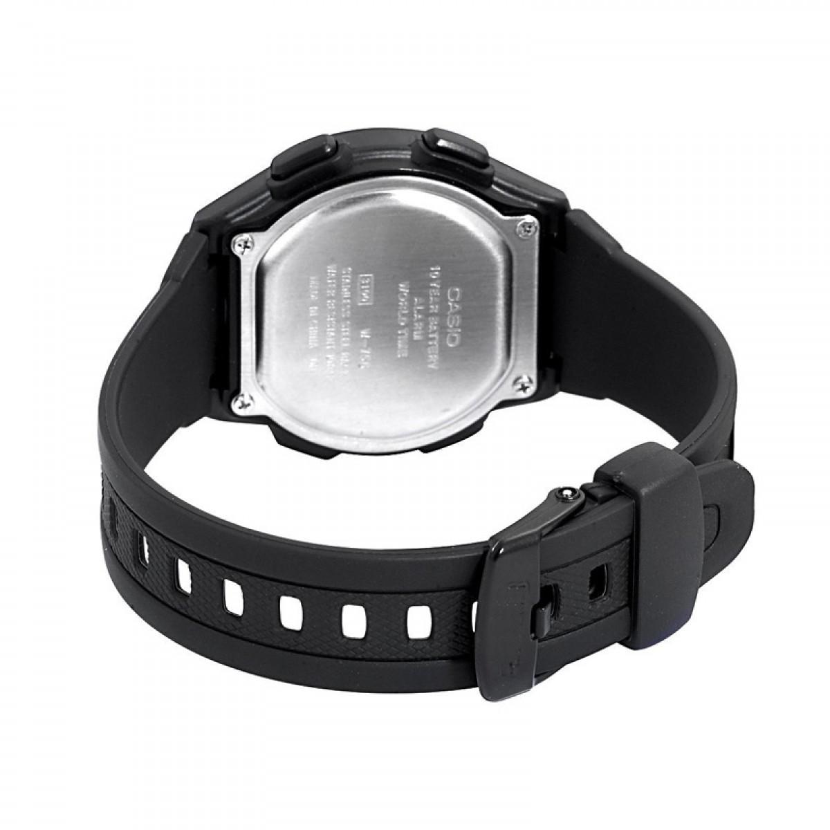 Часовник Casio W-756-1AVES