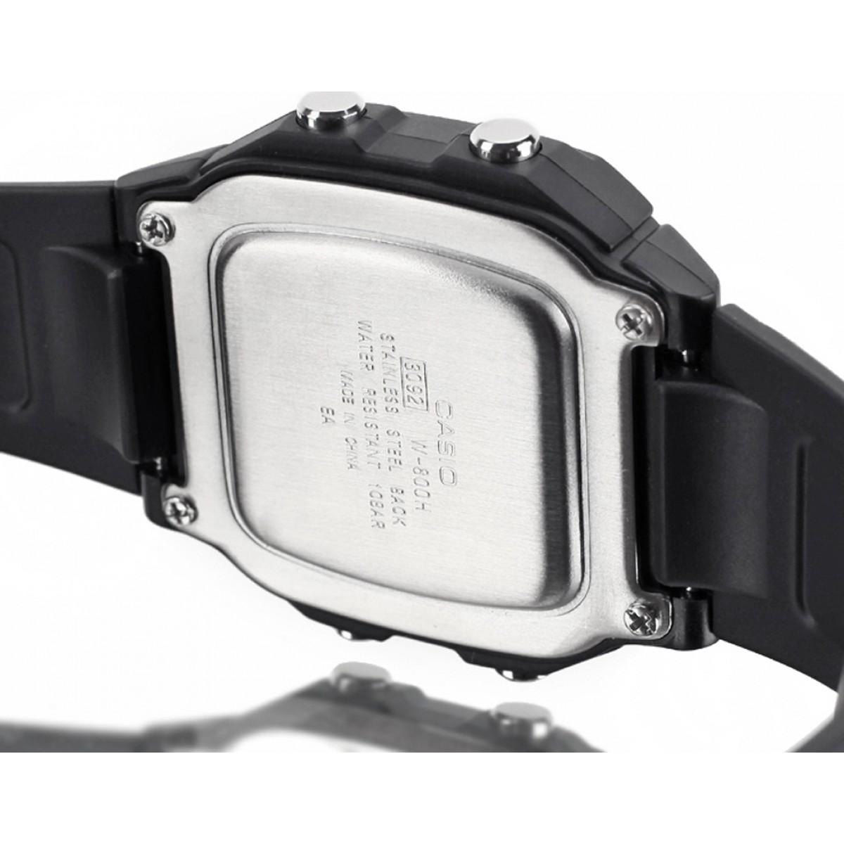 Часовник Casio W-800HG-9AVES