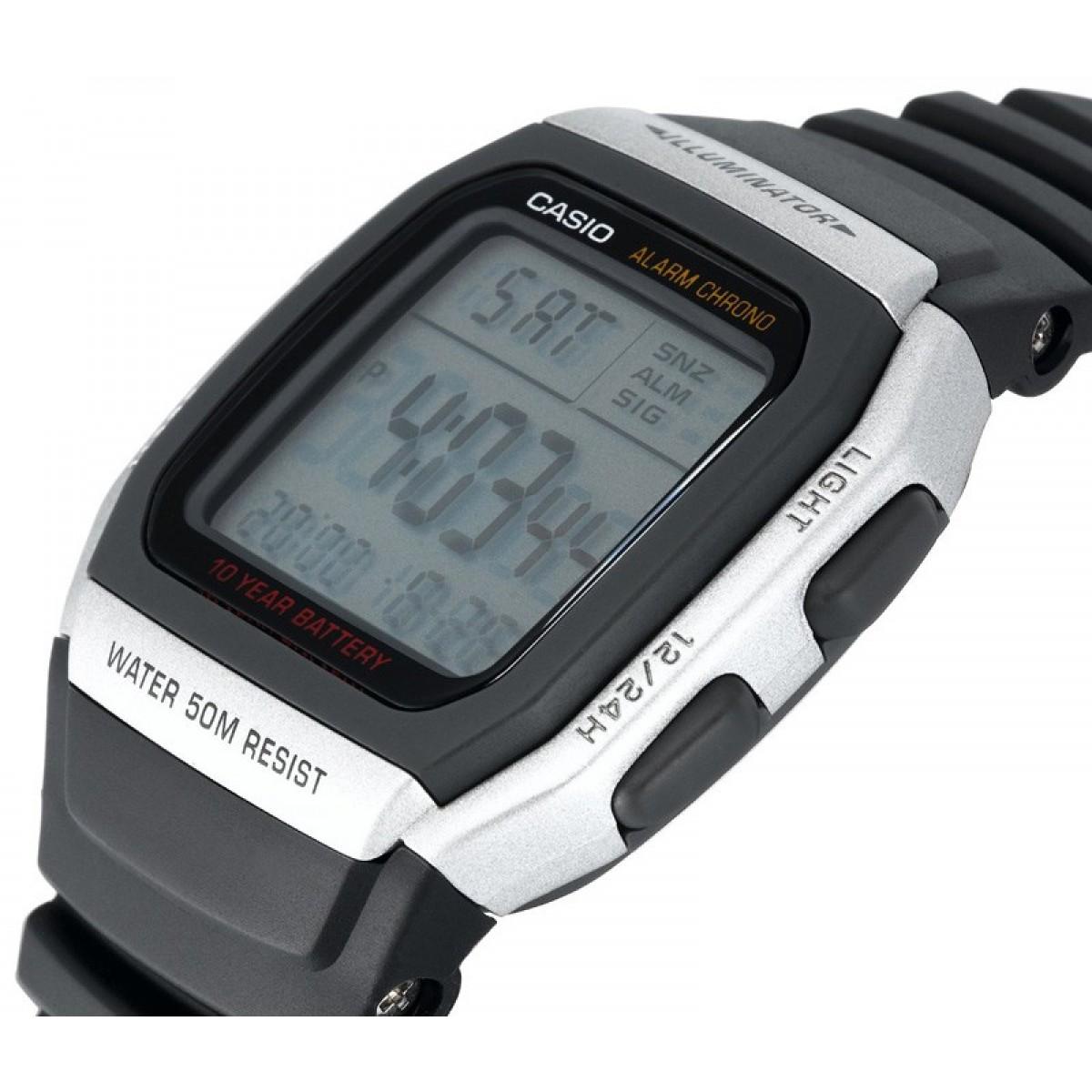 Часовник Casio W-96H-1AVES